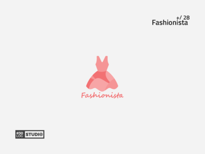 Fashionista | ThirtyLogos#28