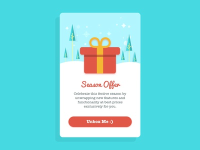 Season Offer. freebie special offer mobile graphic icon ui offer season