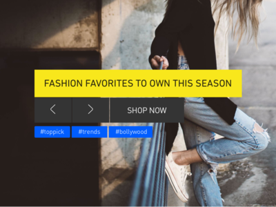 Rethink of a Ecommerce website [ Limeroad ] india din visual shopping product ux ui website ecommerce