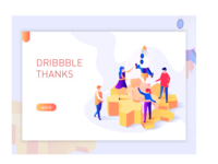DRIBBBLE, I am coming.