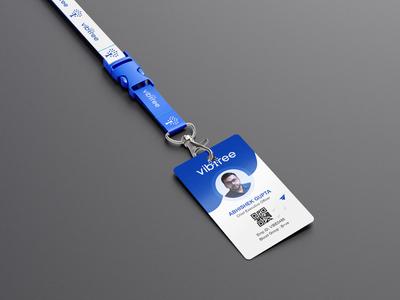 Vibtree | ID Card ✌ mockup tag design id card