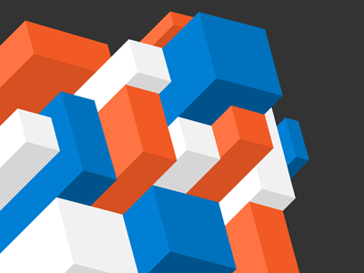 Isometric isometric cubes simple