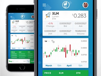 Kastle Mobile app mobile buy dashboard coin figma exchange crypto cryptocurrency
