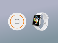 Névnapok Watch App Icon