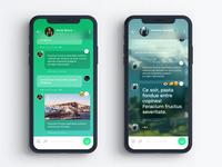 UI Chat Concept