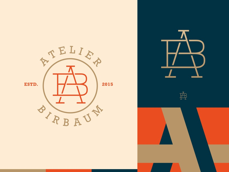 AB #2 – Brand Exploration logo exploration guidelines signature brand ab logo monogram ab exploration identity minimalism branding typography design modern vector logo