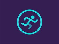 Logo for a Performance and Condition Trainer