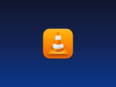 VLC – macOS Big Sur Icon icon big sur macos mac videolan media player vlc