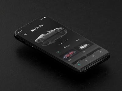 Cars app
