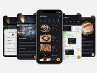 Local restaurant guide app