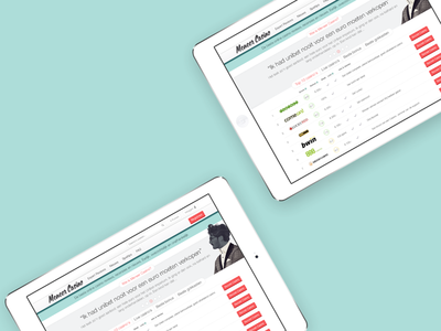 Meneer Casino ui webdesign casino online casino development web expressionengine eecms