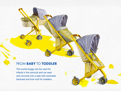 Oilily Buggy - From Baby To Toddler ui web oilily buggy webdesign