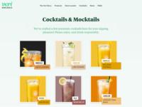 Veri Soda Cocktails & Mocktails