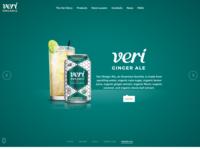 Veri Soda Ginger Ale