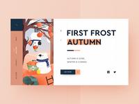 二十四节气-霜降---First Frost
