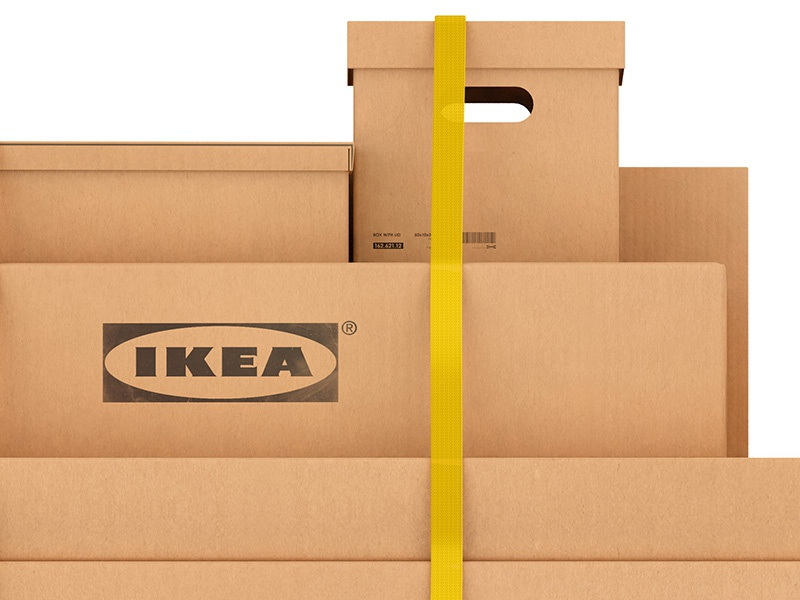 ikea boxes 2 by rokas me etis dribbble