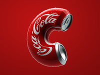 36DaysOfType - CocaCola