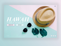 Hawaii (UI Design)