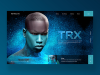 TRX Ui Design Concept