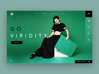 Go Viridity Ui Design Concept