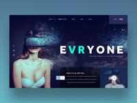 EVRYONE UI Design Concept