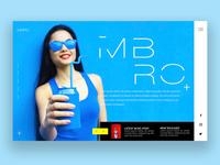 MBRC Ui/Ux design concept