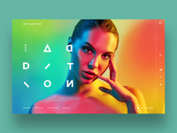 Next Addition Ui Design concept