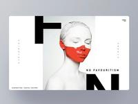No Favouritism ui design Concept