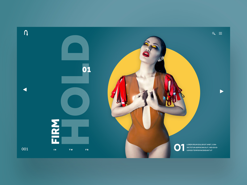 Firm Hold / Get A Grip daily inspiration design daily ux ui fashion photography graphic design uiux ux design ui design web design