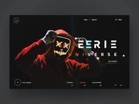 Happy Halloween - EErie universe