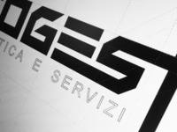 Cogest Srl Logo Design