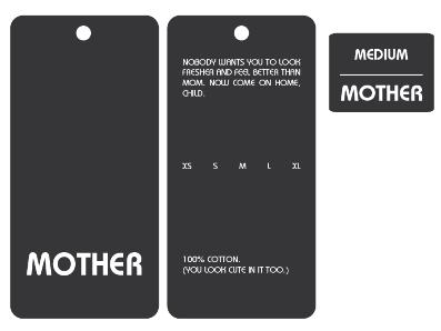 Mother, take 1 branding logo illustration identity