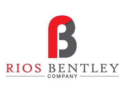 Rios Bentley Co logo design graphic design illustration