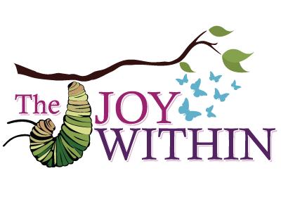The Joy Within logos marketing logo design graphic design illustration