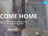 Qual Homepage
