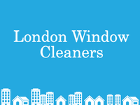 London Window Cleaners - Website Design
