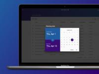 Desktop Date Management