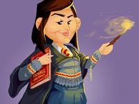 Girl Potter