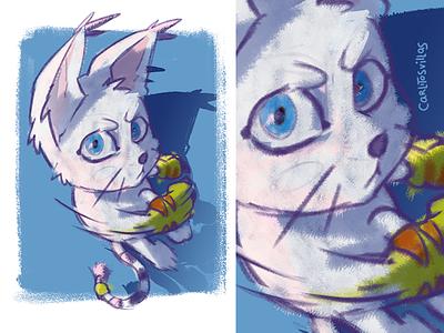 Gatomon fanart gato jump gatomon digimon