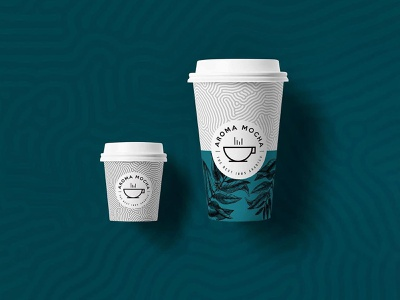 Paper Cup Mockup mockups print font logo typography illustration paper cup paper identity psd download