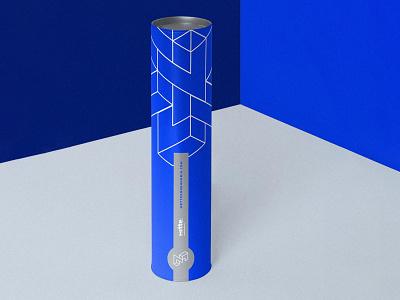 Tube Packaging Mockup mockup print illustration logo design psd branding identity packaging tube
