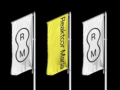 Free Flag PSD Mockup print illustration typography design font mockup flag branding identity psd free download