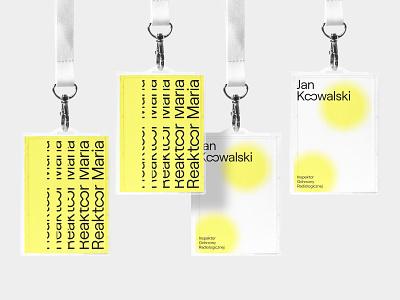 Free Id Holder Mockup design typography logo stationery holder id identity branding psd free download