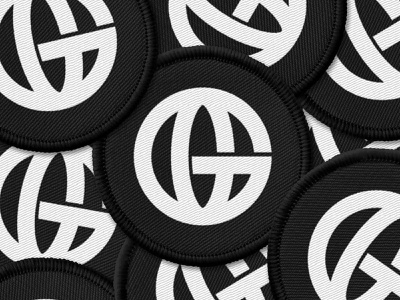 Embroidered Patch Mockup bundle mockup patch typography branding design logo stationery template psd download