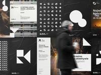 Glued Poster Mockups identity bundle design print template typography psd illustration stationery frame poster glued