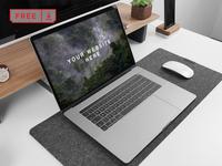 "MacBook Pro 15""  Mockup webdesign typography identity design template macbook pro psd free download"