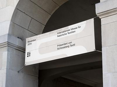 Banner Free Mockup museum festival logo illustration design typography template banner branding identity free psd download