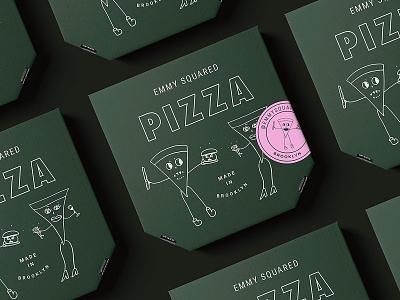 Pizza Box Mockup logo illustration mockup design typography branding psd identity box pizza freebie free download
