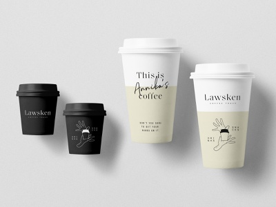 Paper Cup Mockup branding font design logo typography cup coffee freebie identity free psd download