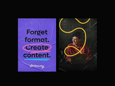 Glued Poster Mockups glued poster stationery identity bundle artwork branding download template illustration typography print mockups psd